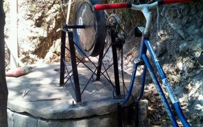 The Maya Pedal Horse Ride Fundraiser thru America