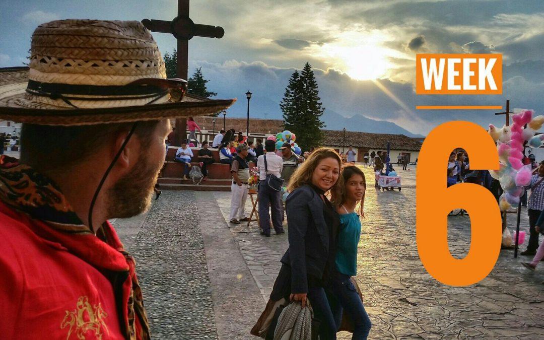 Week 6 | Mexico a Caballo