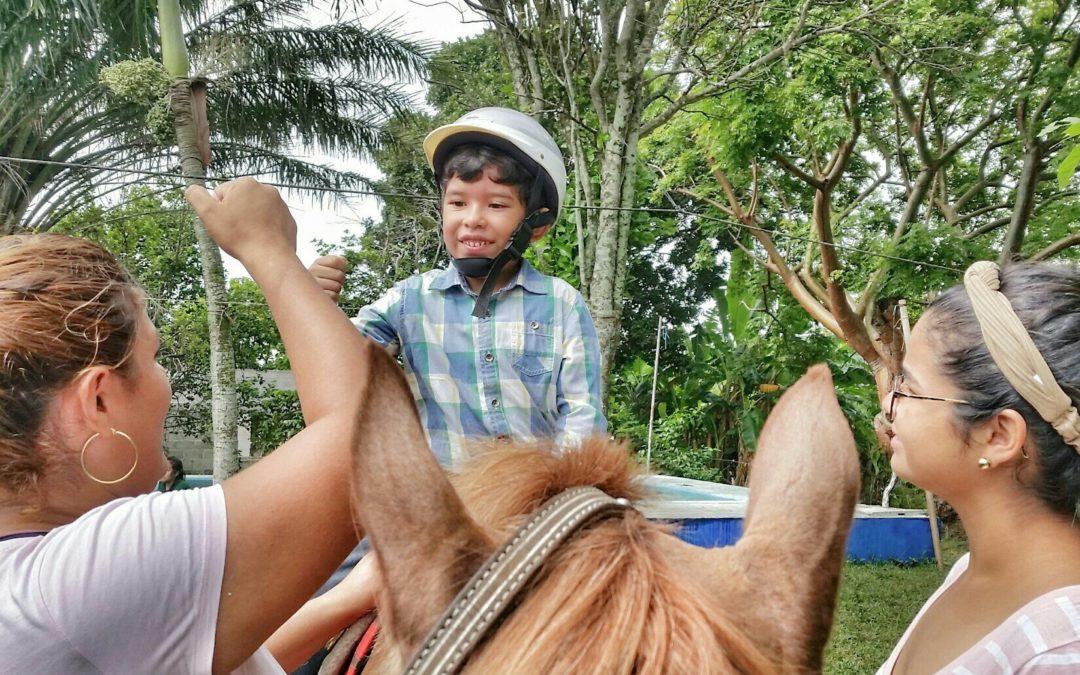 Testimonio con Yolanda Aguirre | Equinoterapia | DÍA 85