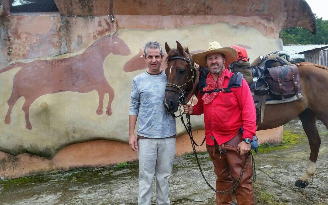 Entrevista con Ricardo Romero | Las Cañadas, Granja Sostenible | DÍA 111