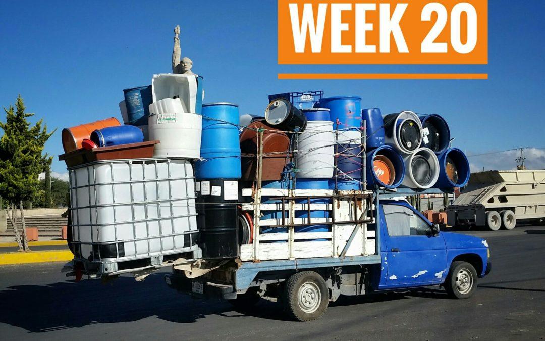 WEEK 20 | Mexico a Caballo