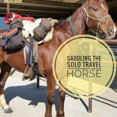 Saddling the solo travel horse