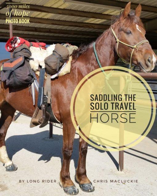 Saddling the solo travel horse